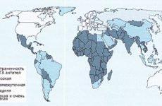 Щеплення від гепатиту (А,В) новонародженим: схема, графік вкацинации дітей
