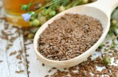 Насіння льону при панкреатиті підшлункової залози: як приймати, можна лляне масло
