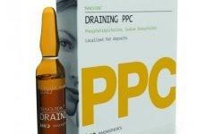 Специфіка застосування липолитика PPC: склад, ціна, показання, протипоказання, побічні ефекти, відгуки
