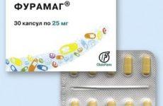 Таблетки Фурамаг: склад, показання та протипоказання, інструкція по застосуванню, аналоги