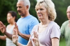 Тай-чі при артриті, вправи…