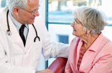 Запори у літніх людей: лікування, лікарські засоби, дієта