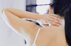 Дорсопатія шийного відділу хребта:симптоми і лікування