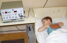 Фізіотерапевтичні процедури при лікуванні кіфозу