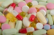 Групи препаратів при ВСД
