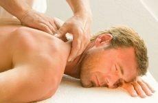 Які бувають види масажу при болях у спині