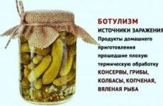 Які продукти викликають ботулізм, можуть у варення або мед розвиватися палички ботулізму