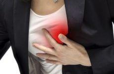 Характер, види та лікування болю в серці при ВСД