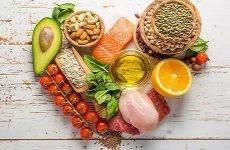 Дозволені продукти і страви дієти стіл №1 при виразці шлунку