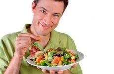 Дозволені продукти при дієті при гострому гастриті і які страви можна приготувати
