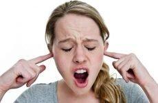 Шум і дзвін у вухах при вегетосудинної дистонії