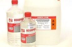Спирт ізопропіловий — застосування, шкідливий для здоров'я людини і в чому шкода ізопропанолу