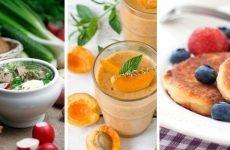 Смачні рецепти при гастриті шлунка і докладне меню на тиждень