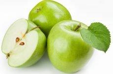 Яблука зелені: користь і шкода для здоров'я