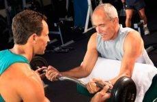 Як зберегти м'язову масу в літньому віці