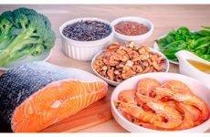 Які продукти багаті Омега-3 жирних кислот