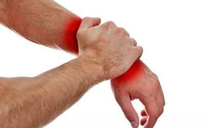 Пошкодження зв'язок зап'ястя руки, як лікувати…