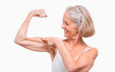 Вікова втрата м'язів, як уникнути…