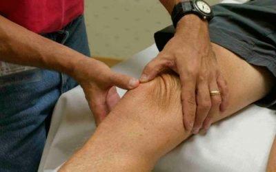 Хондромаляция колінної чашечки