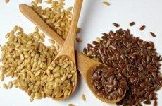 В якому вигляді приймати насіння льону при виразці шлунка: настій, відвар, кисіль або масло?