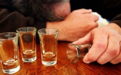 Алкогольна інтоксикація після тривалого запою
