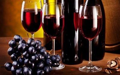 Ніж червоне вино корисне для здоров'я