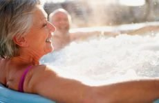 Корисні властивості гарячої ванни