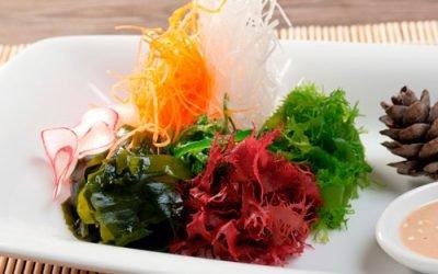 Корисні властивості морських водоростей