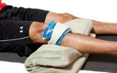 Розтягнення зв'язок колінного суглоба лікування мазями і скільки заживає, як лікувати підколінне сухожилля в домашніх умовах